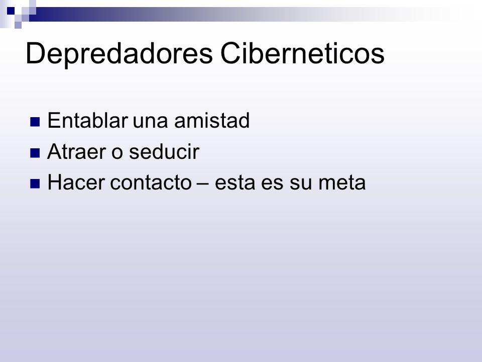 Depredadores Ciberneticos