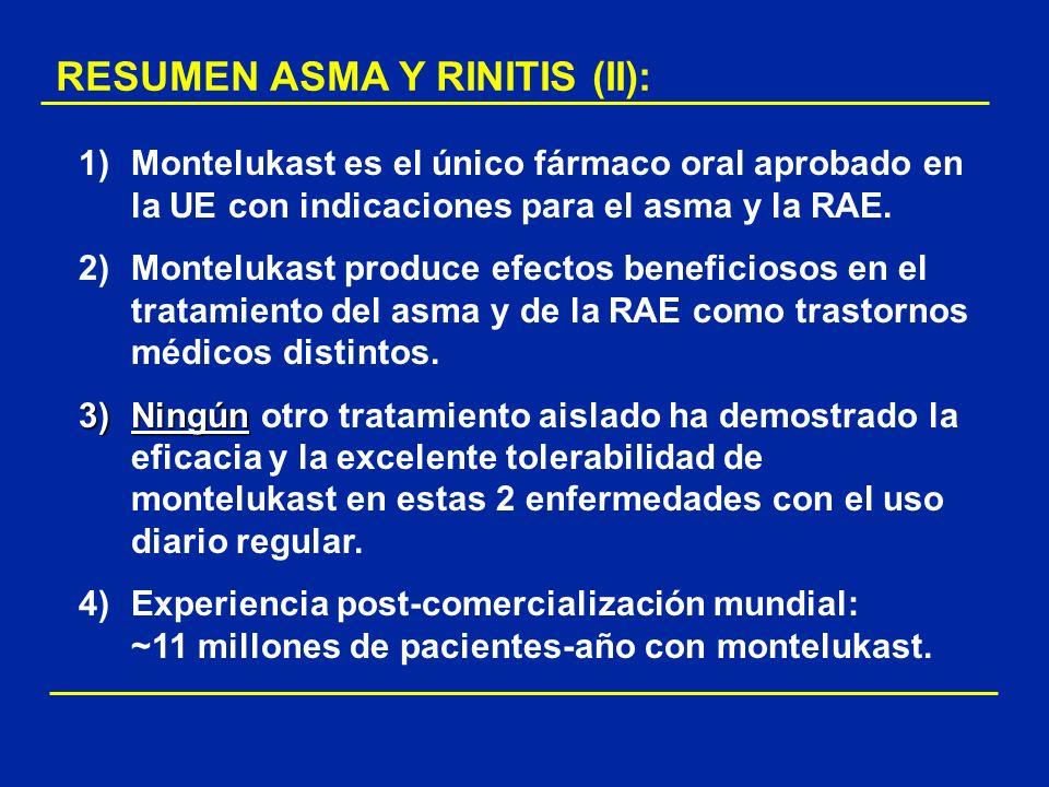 RESUMEN ASMA Y RINITIS (II):