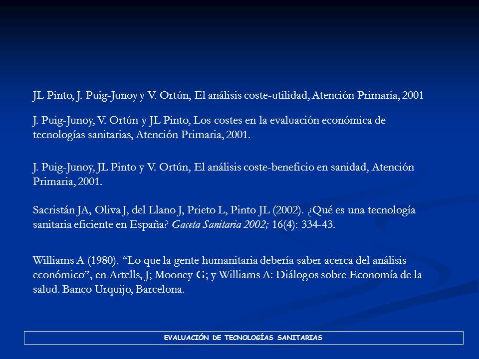 JL Pinto, J. Puig-Junoy y V