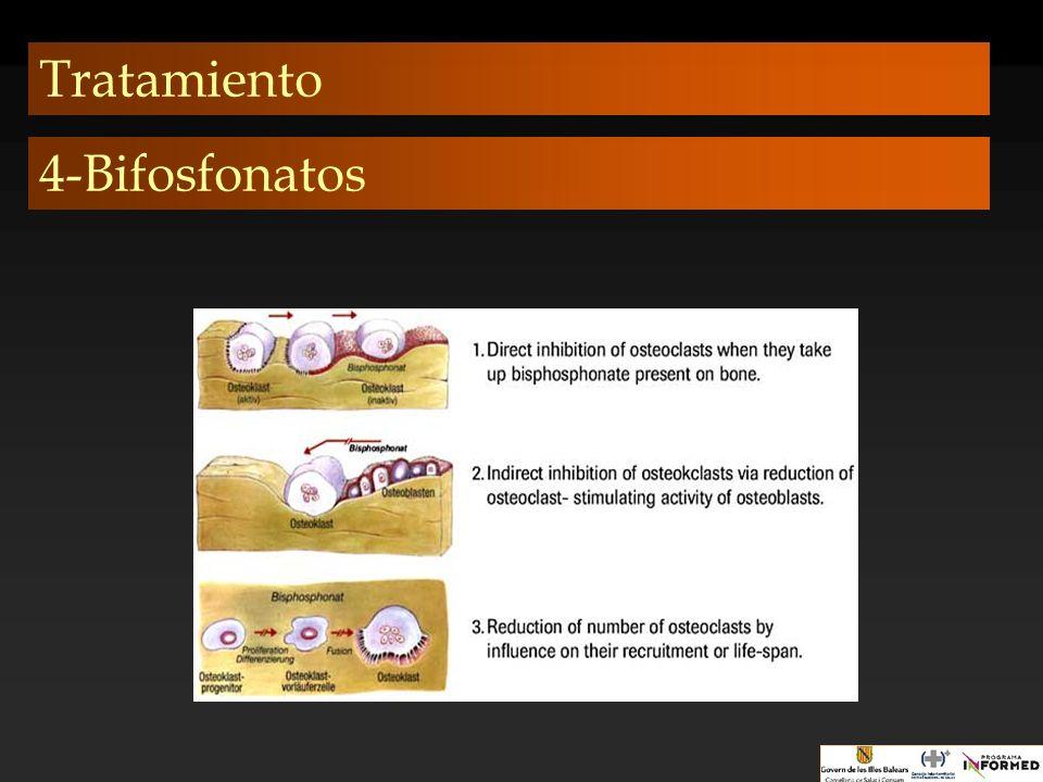 Tratamiento 4-Bifosfonatos