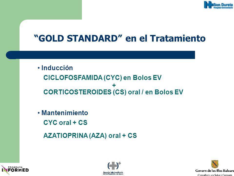 GOLD STANDARD en el Tratamiento