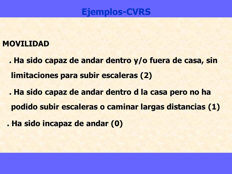 Ejemplos-CVRS MOVILIDAD