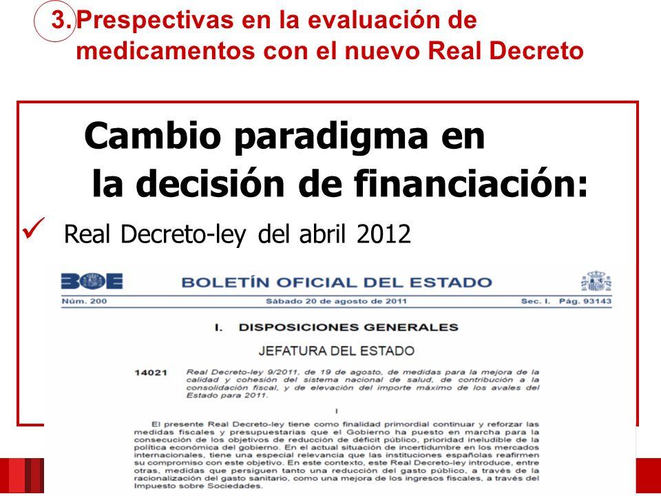 la decisión de financiación: