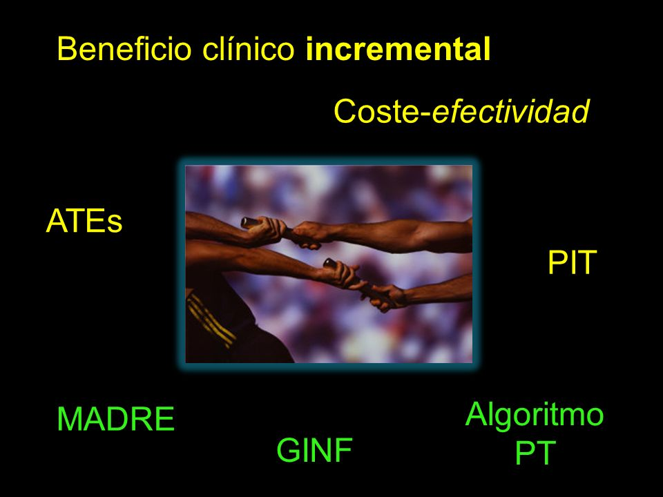 Beneficio clínico incremental