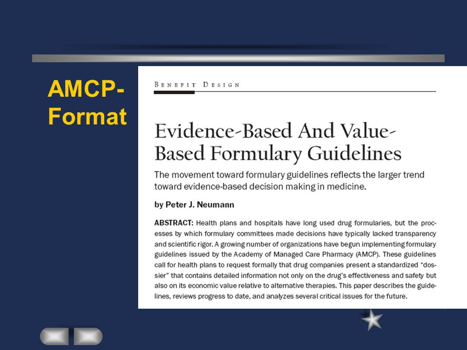 AMCP- Format