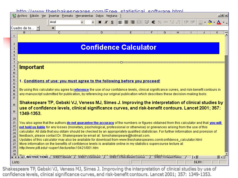 http://www.theshakespeares.com/Free_statistical_software.html