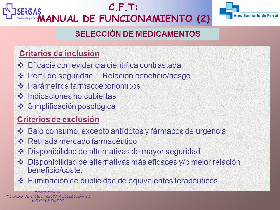 C.F.T: MANUAL DE FUNCIONAMIENTO (2)