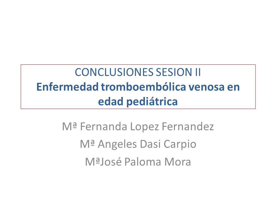 Mª Fernanda Lopez Fernandez Mª Angeles Dasi Carpio MªJosé Paloma Mora
