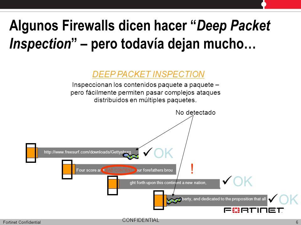 Algunos Firewalls dicen hacer Deep Packet Inspection – pero todavía dejan mucho…