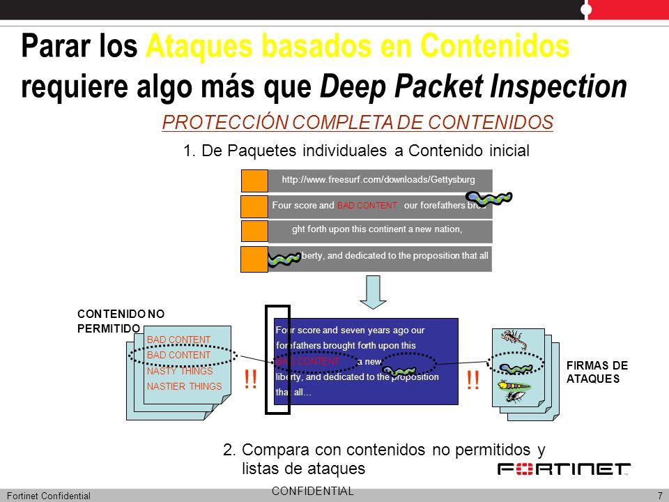 Parar los Ataques basados en Contenidos requiere algo más que Deep Packet Inspection