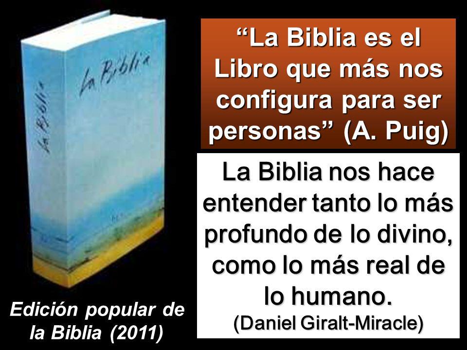 Edición popular de la Biblia (2011)