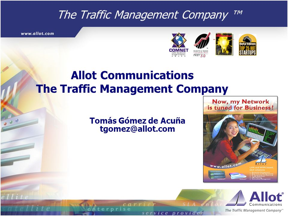 The Traffic Management Company ™