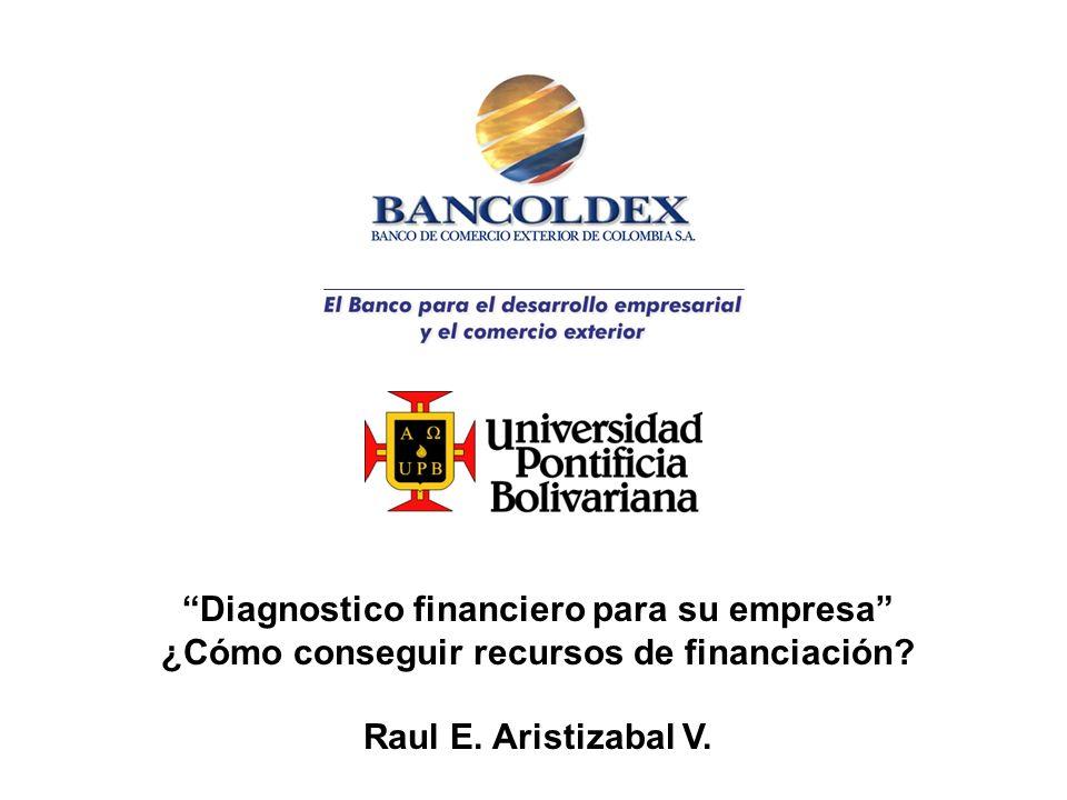 Diagnostico financiero para su empresa