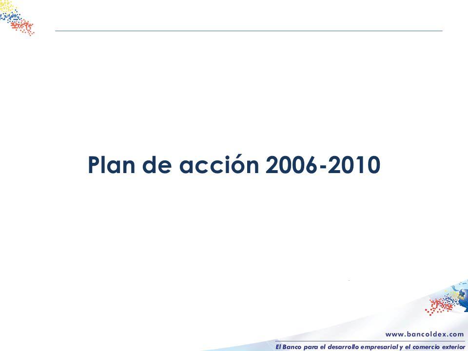 Plan de acción 2006-2010