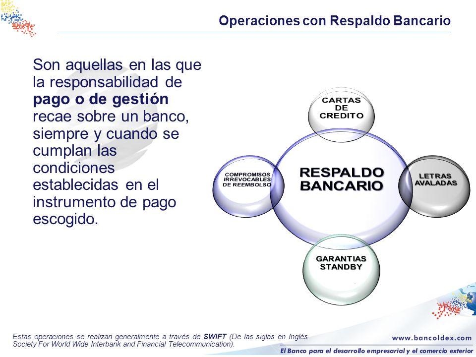 COMPROMISOS IRREVOCABLES DE REEMBOLSO