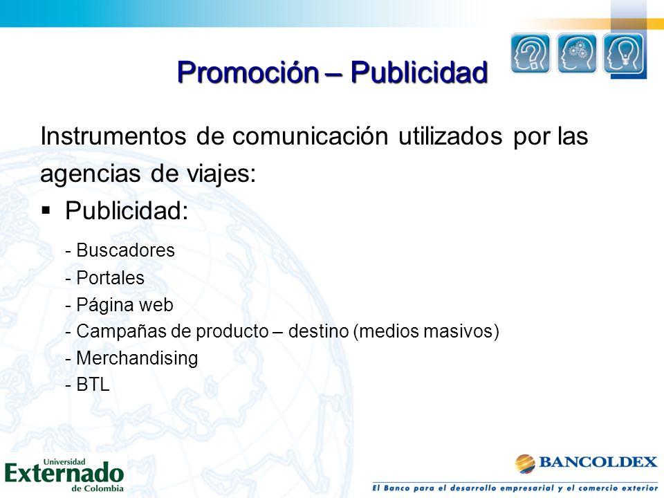 Promoción – Publicidad