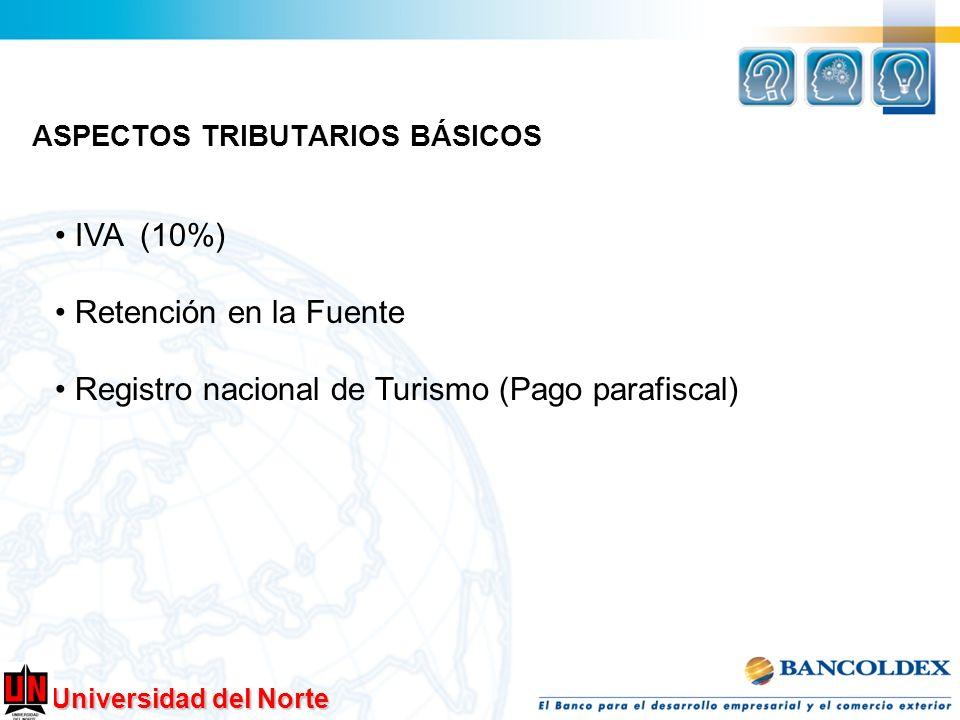Registro nacional de Turismo (Pago parafiscal)