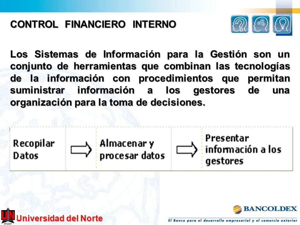 CONTROL FINANCIERO INTERNO