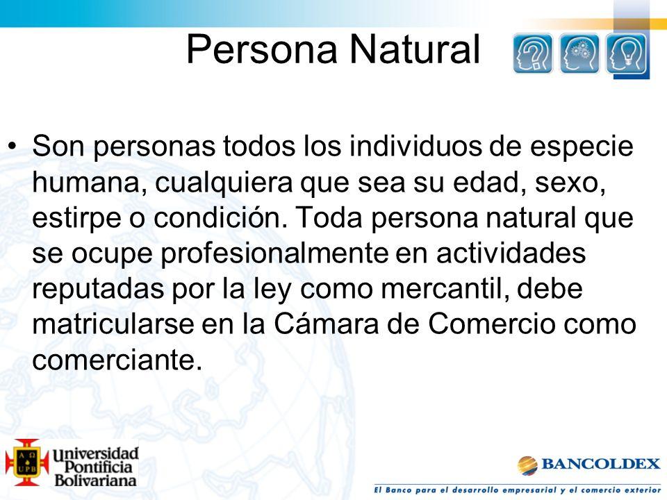 Persona Natural