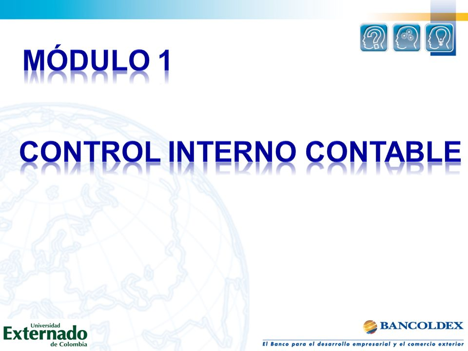 Control Interno contable