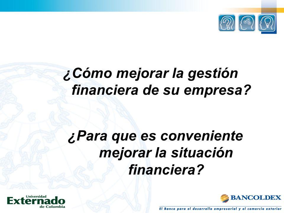 ¿Cómo mejorar la gestión financiera de su empresa