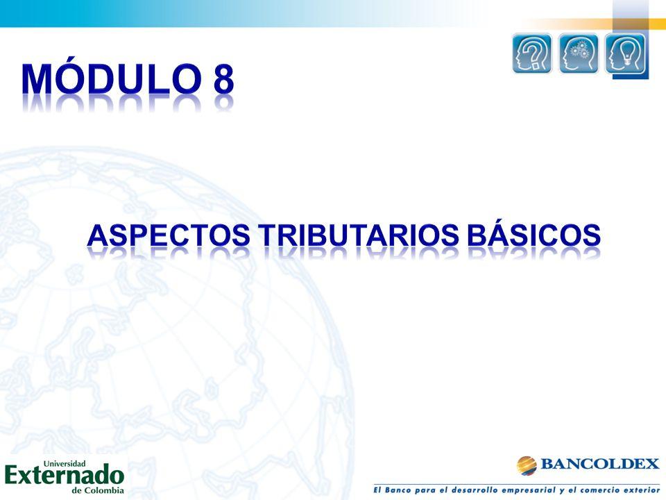 ASPECTOS TRIBUTARIOS BÁSICOS