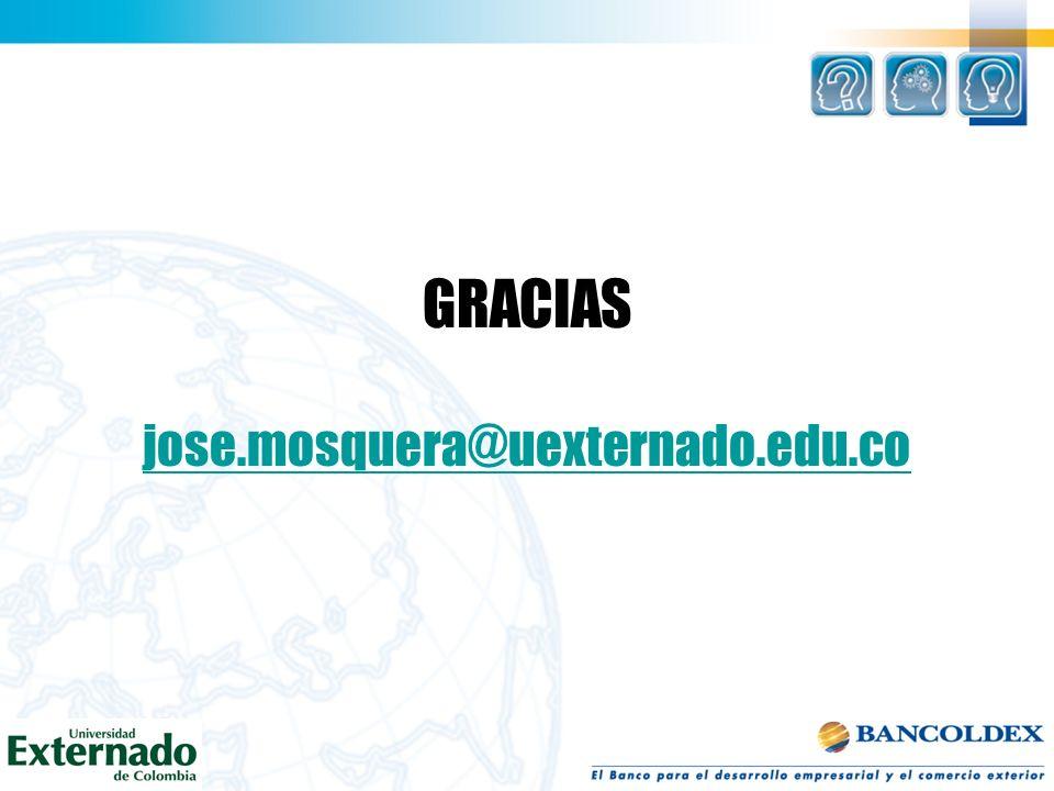 GRACIAS jose.mosquera@uexternado.edu.co