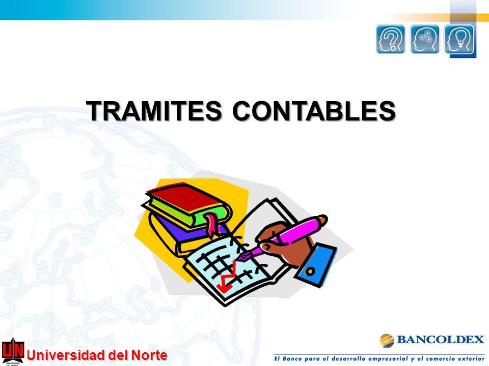 TRAMITES CONTABLES