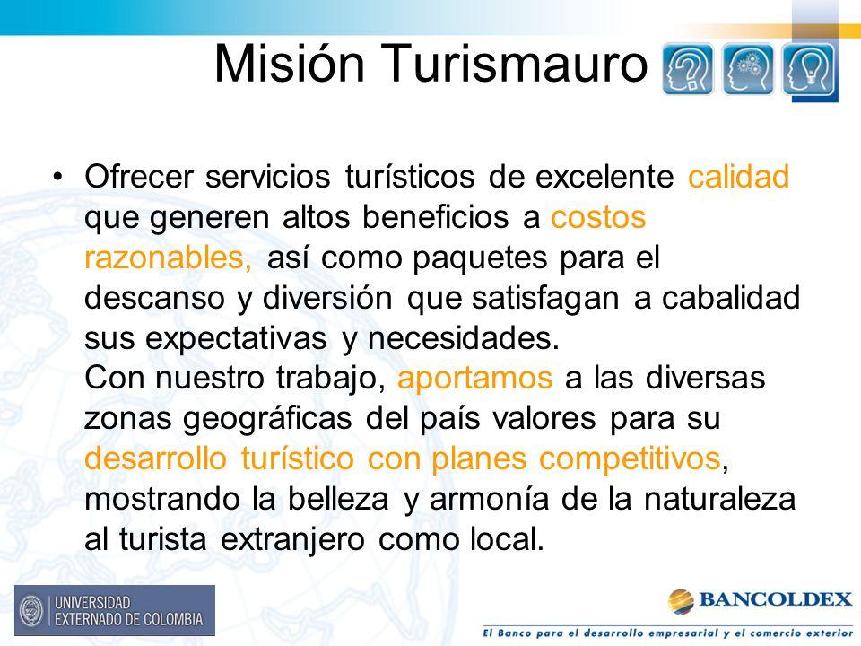Misión Turismauro
