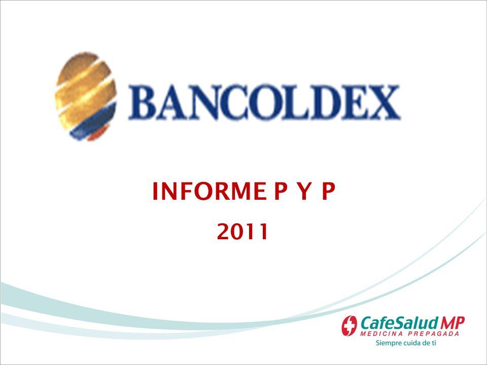 INFORME P Y P 2011