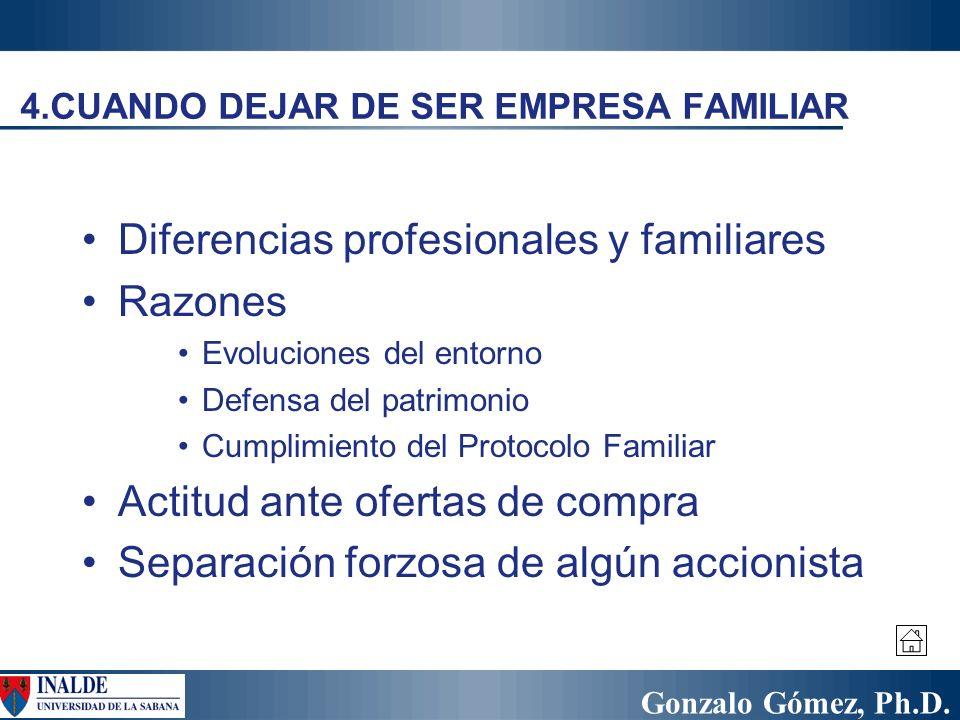 4.CUANDO DEJAR DE SER EMPRESA FAMILIAR