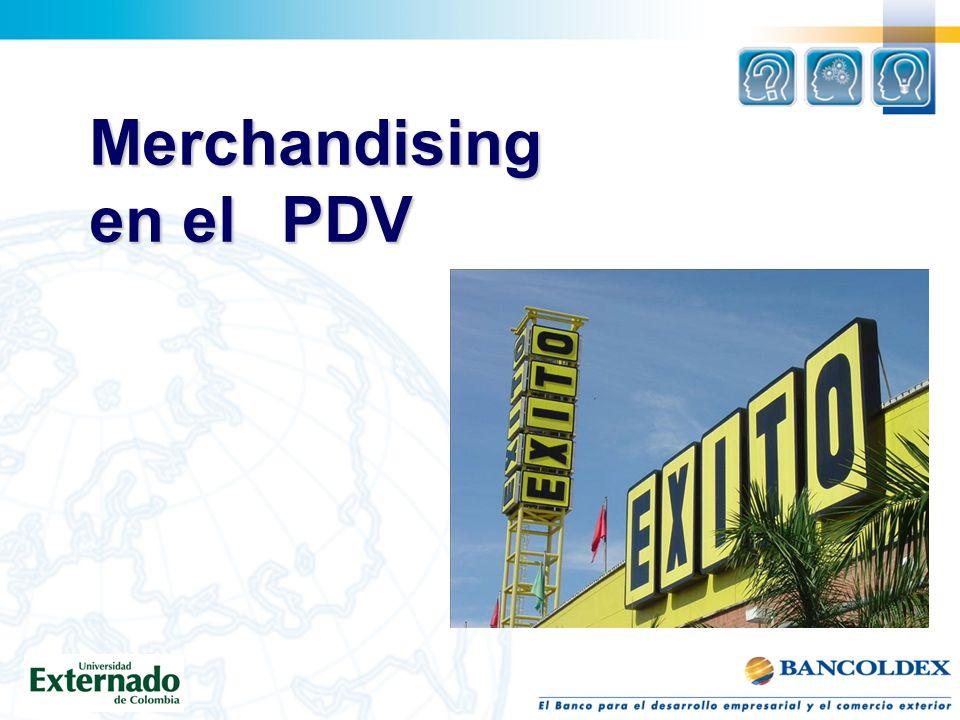 Merchandising en el PDV