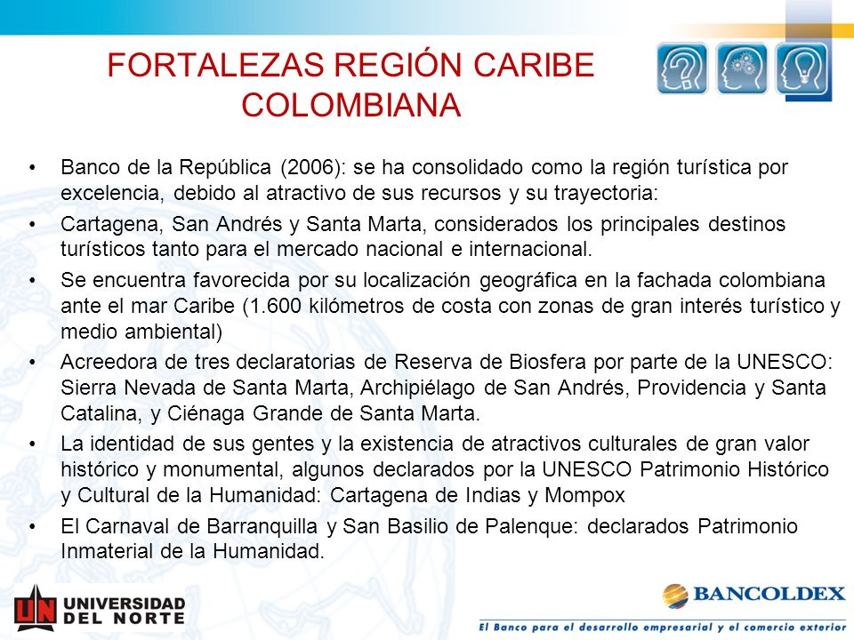 FORTALEZAS REGIÓN CARIBE COLOMBIANA