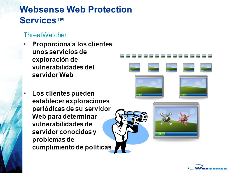 Websense Web Protection Services™