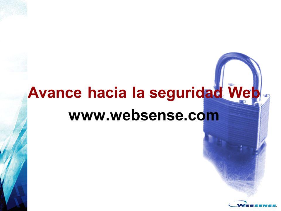 Avance hacia la seguridad Web
