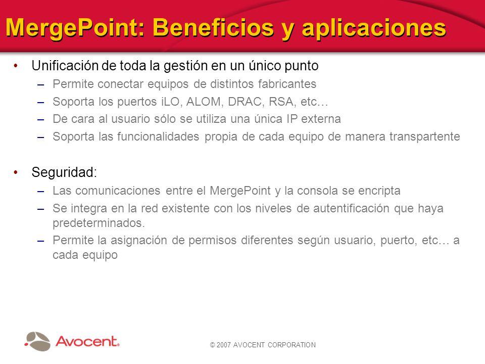 MergePoint: Beneficios y aplicaciones