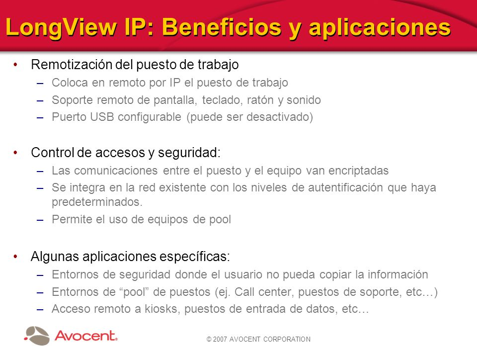 LongView IP: Beneficios y aplicaciones