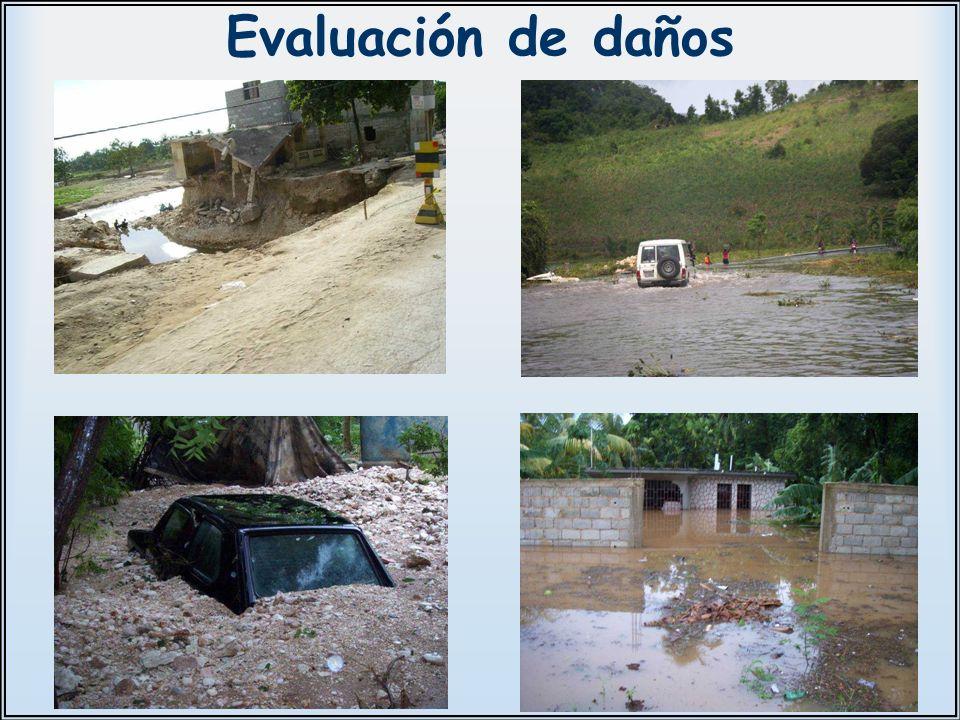 Evaluación de daños 47