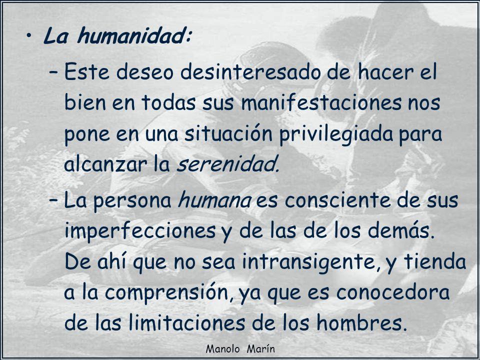 La humanidad: