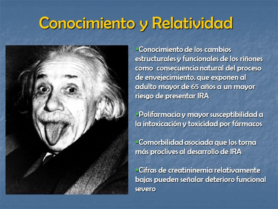 Conocimiento y Relatividad