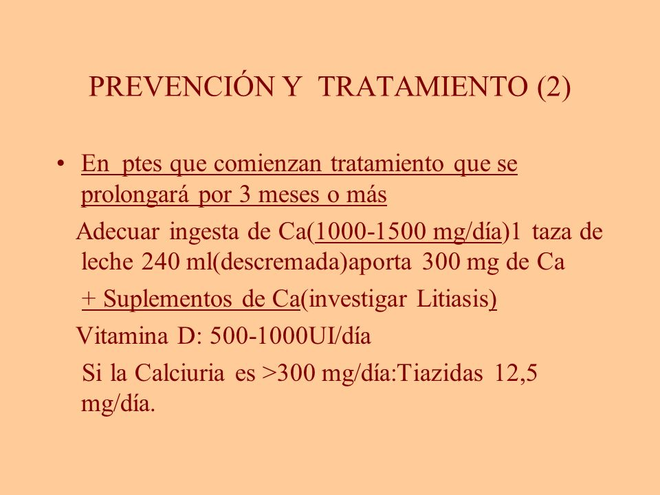 PREVENCIÓN Y TRATAMIENTO (2)