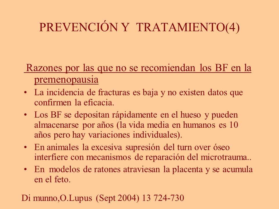 PREVENCIÓN Y TRATAMIENTO(4)