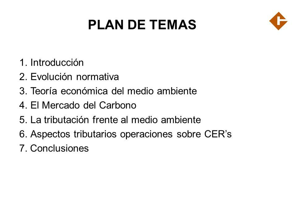 PLAN DE TEMAS