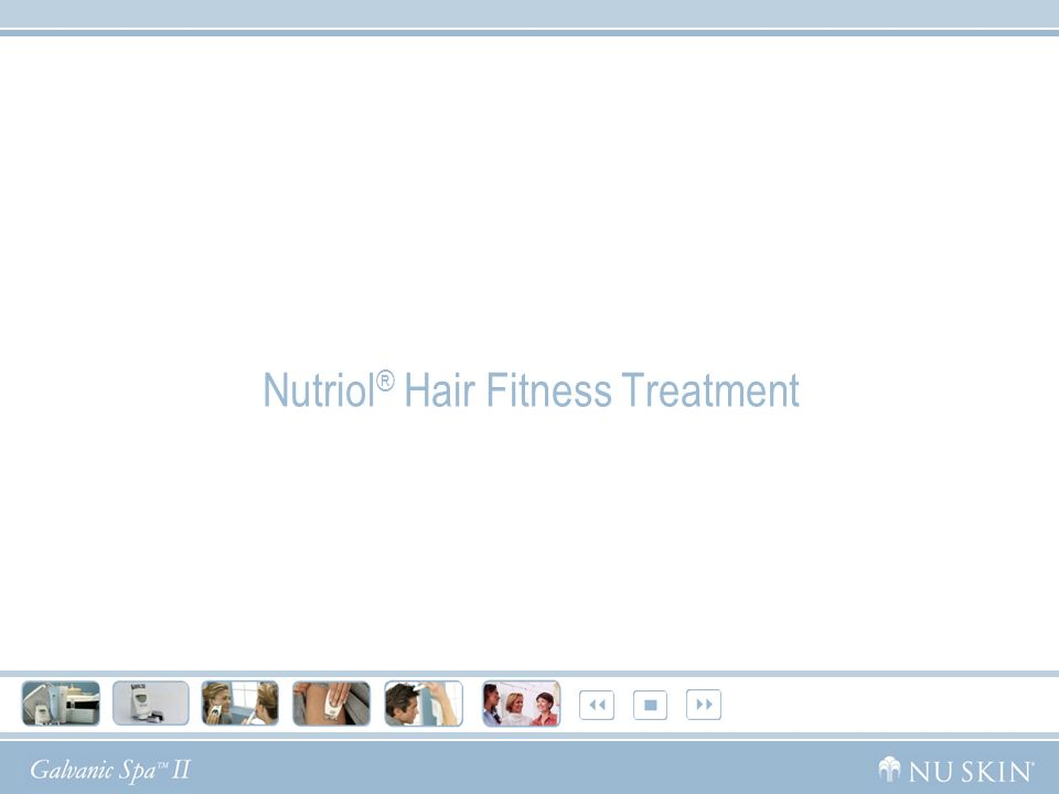 Nutriol® Hair Fitness Treatment
