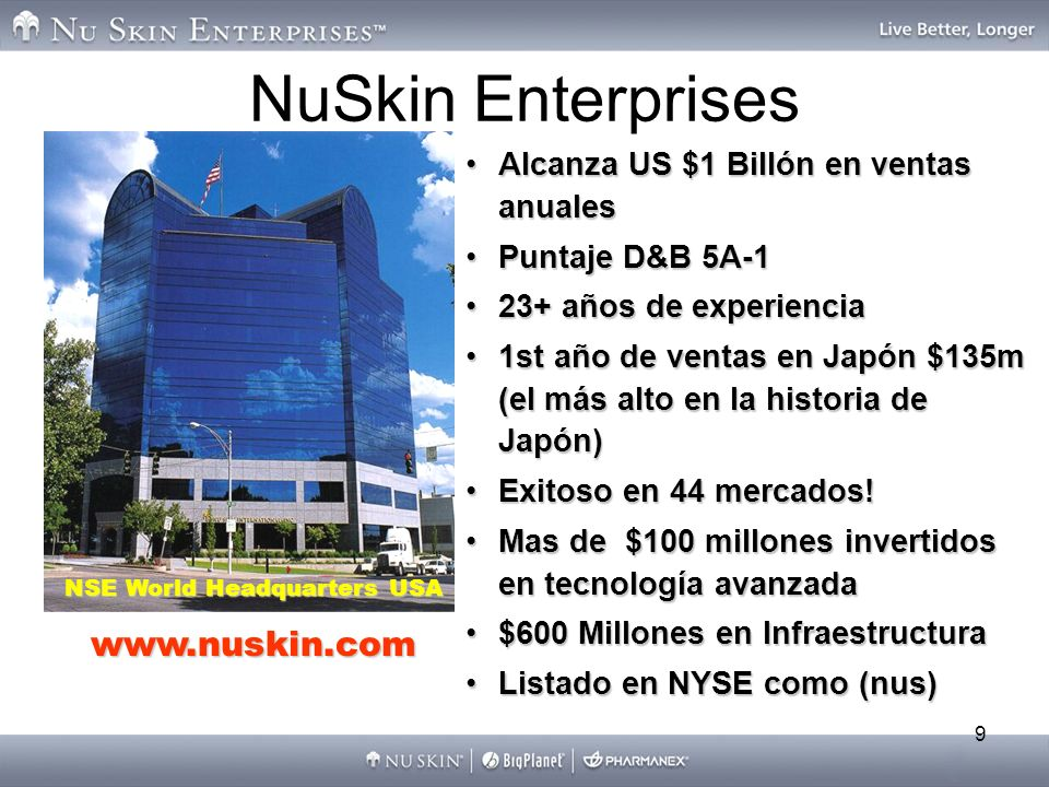 NSE World Headquarters USA