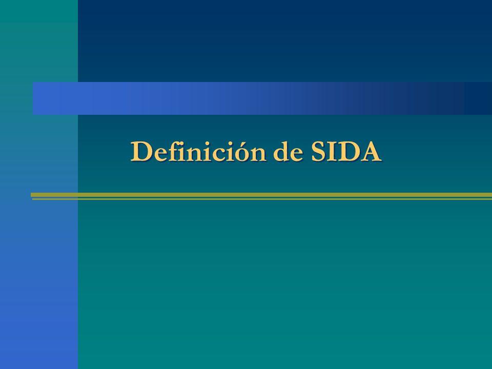 Definición de SIDA