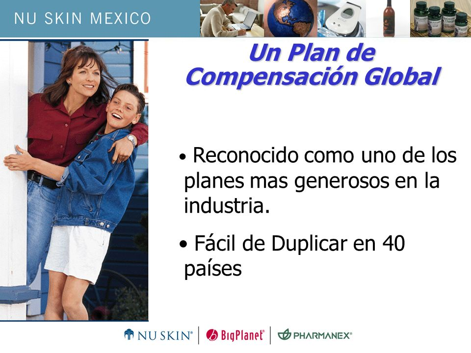 Un Plan de Compensación Global