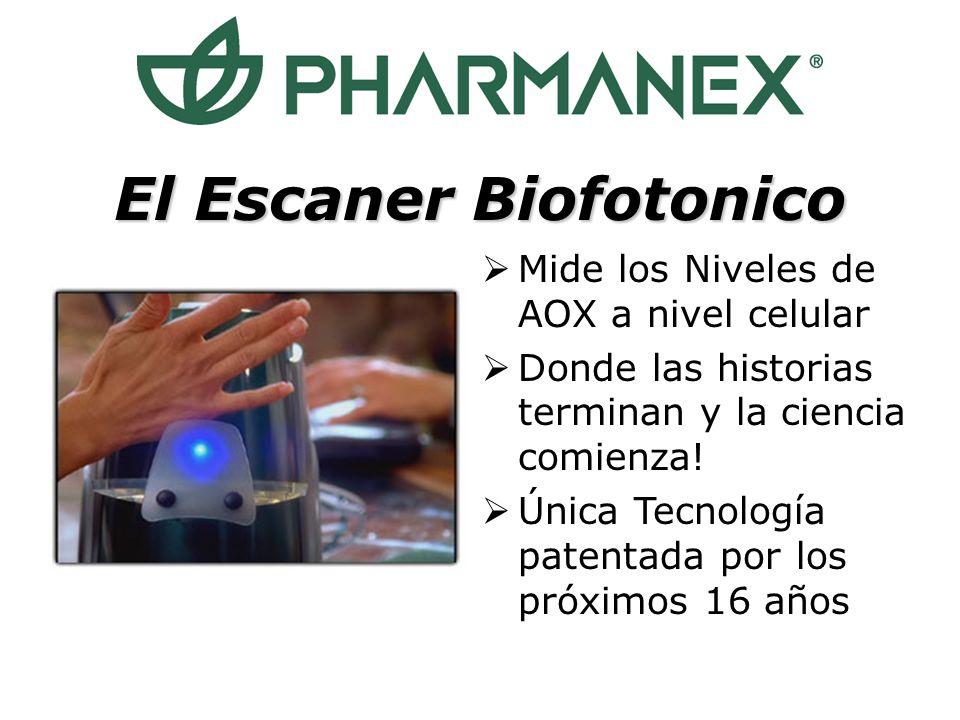 El Escaner Biofotonico