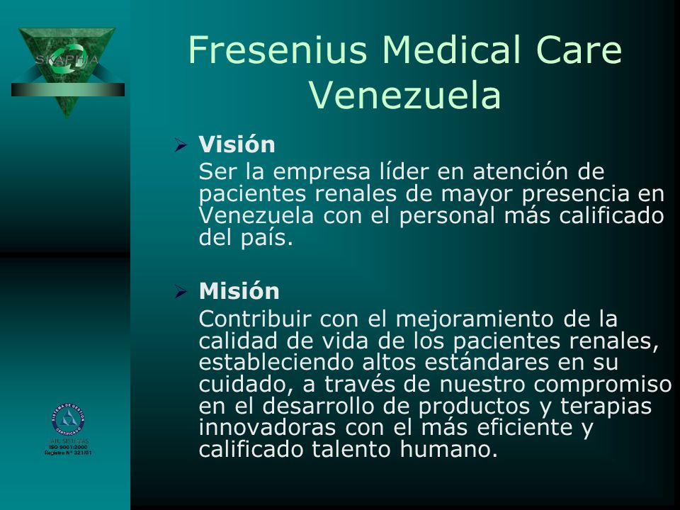 Fresenius Medical Care Venezuela