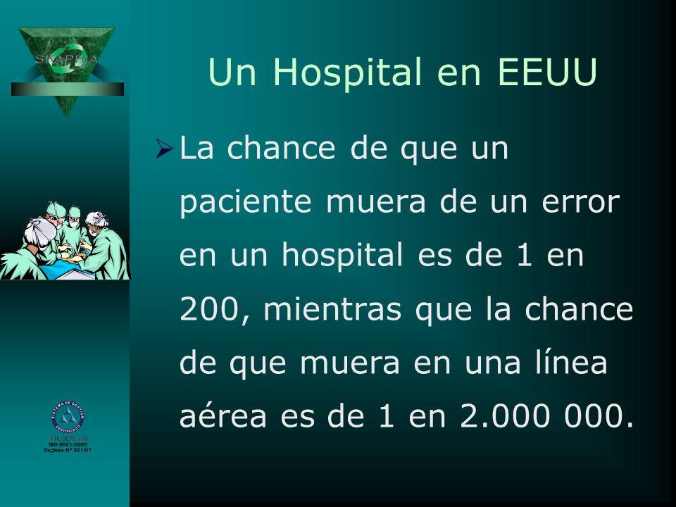 Un Hospital en EEUU